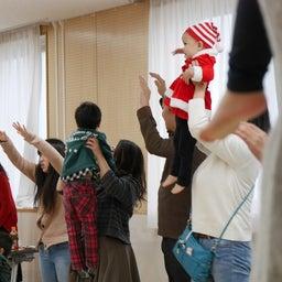 画像 【日曜開催】リトミックと新聞紙遊びで!子どもも大人も楽しいづくしのクリスマスパーティ♪ の記事より 2つ目