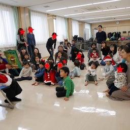 画像 【日曜開催】リトミックと新聞紙遊びで!子どもも大人も楽しいづくしのクリスマスパーティ♪ の記事より 4つ目