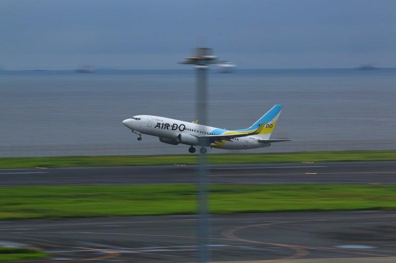 飛行機AIRDO
