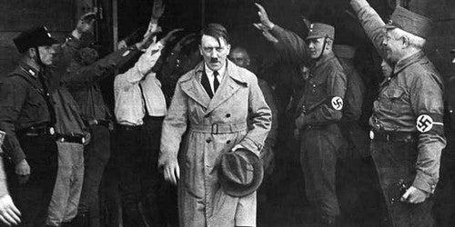 ヒトラーと言う独裁者