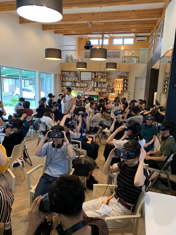 VR研修「ダイバーシティー」と「認知症」