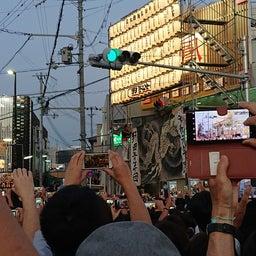 画像 堺市鳳地区のだんじり祭り かみやぶり の記事より 3つ目