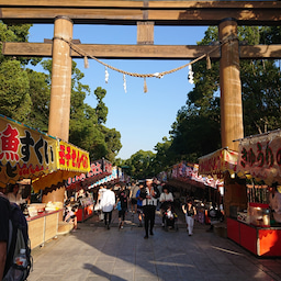 画像 堺市鳳地区のだんじり祭り かみやぶり の記事より 1つ目