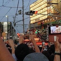 画像 堺市鳳地区のだんじり祭り かみやぶり の記事より 4つ目