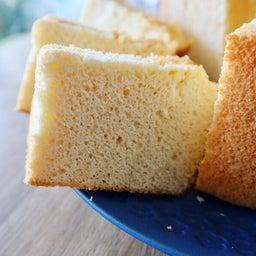 画像 米粉のおやつ ~米粉シフォンとおやついろいろ~ の記事より 1つ目