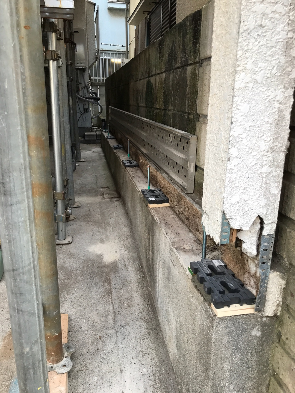 雨漏れ被害による修繕工事 そのつづきの記事より