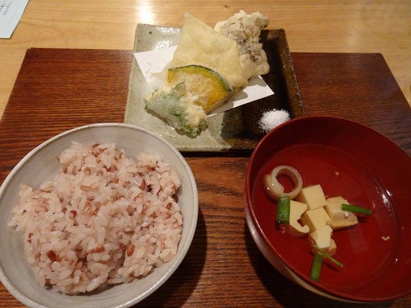 20191005和み茶屋(揚物と御飯)