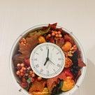 花時計もハロウィンに衣替え~ ディスプレイミュージアムへ♪の記事より
