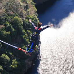 画像 高さ日本一のバンジージャンプ!竜神大吊橋! の記事より 5つ目