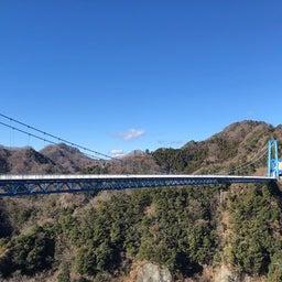 画像 高さ日本一のバンジージャンプ!竜神大吊橋! の記事より 1つ目