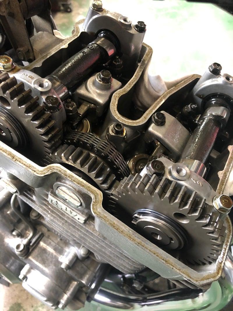 GB250のエンジン修理 | キャンディーのブログ