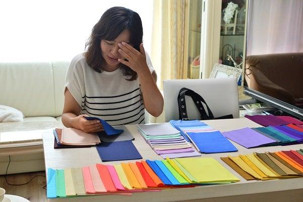 色のことようやく分かってきましたbyERIちゃん~美色コーディネイト講座中級の記事より