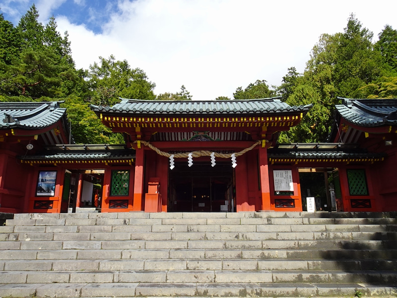 20191004奥日光(二荒山神社1)
