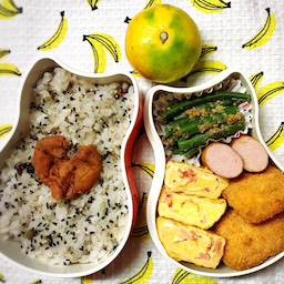 画像 今日のお弁当〜みかんの季節! の記事より