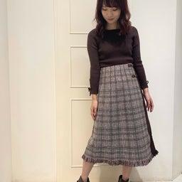 画像 ♡チェックラップスカートセット♡ の記事より 1つ目