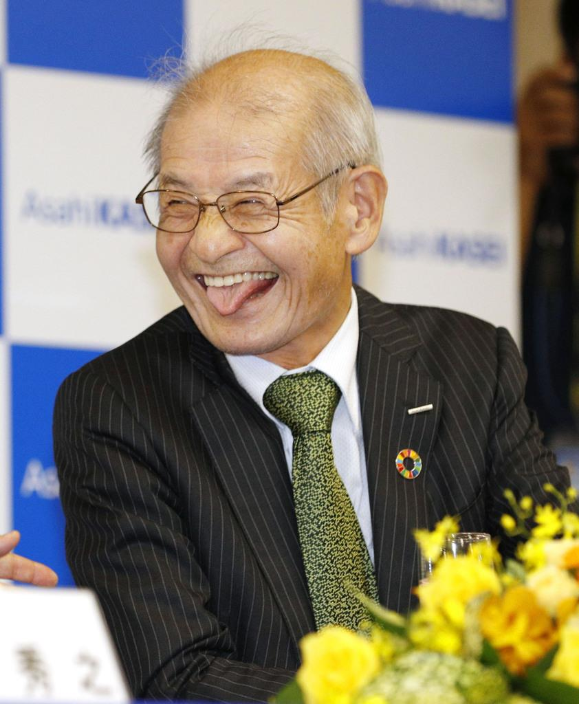 吉野 彰 ノーベル 賞 受賞