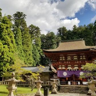 丹生都比売神社~和歌山県伊都郡(ニウツヒメさまへの旅④)