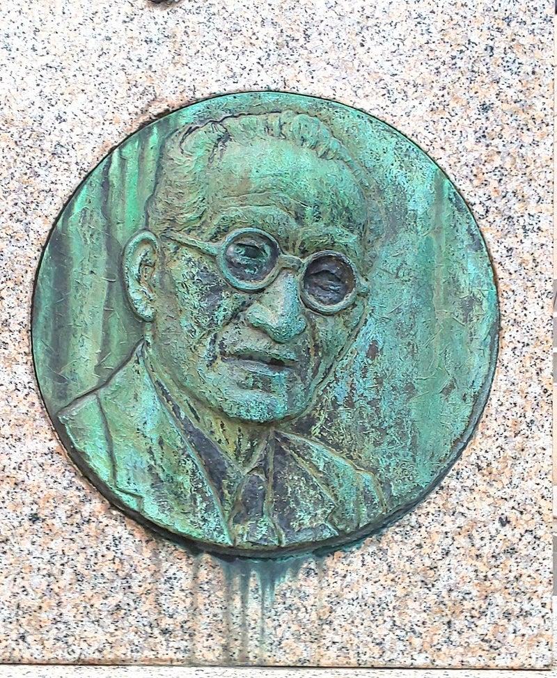 福岡市 今宿公園 禅寺洞の碑 | かおめもぱの日記3