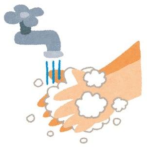 10月15日は世界手洗いの日ですの画像