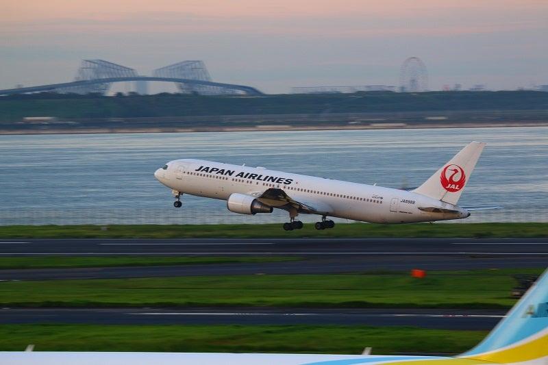 飛行機JAL