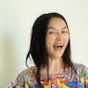 講演「わっはっは!でストレス発散~こころの健康づくり」笑いの体操の実技とともにの画像