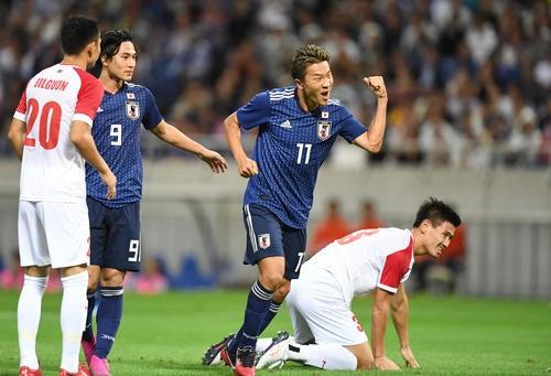 サッカー モンゴル 代表