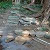 礎石の再利用の画像