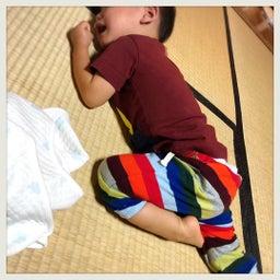 画像 1y10m✳︎0y0m  長男小児科へ の記事より 2つ目