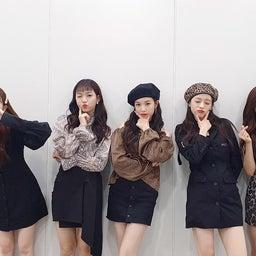 画像 エイプリル「2019 Asia Song Festival」出演 の記事より 8つ目