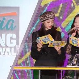 画像 エイプリル「2019 Asia Song Festival」出演 の記事より 3つ目