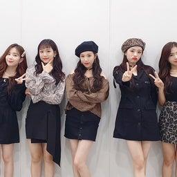 画像 エイプリル「2019 Asia Song Festival」出演 の記事より 5つ目