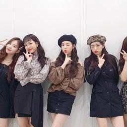 画像 エイプリル「2019 Asia Song Festival」出演 の記事より 1つ目