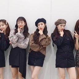 画像 エイプリル「2019 Asia Song Festival」出演 の記事より 7つ目