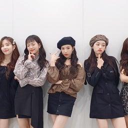 画像 エイプリル「2019 Asia Song Festival」出演 の記事より 6つ目