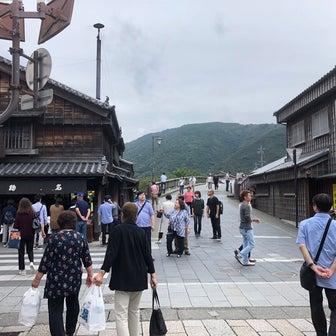 【伊勢神宮ツアー⛩④ おかげ横丁】