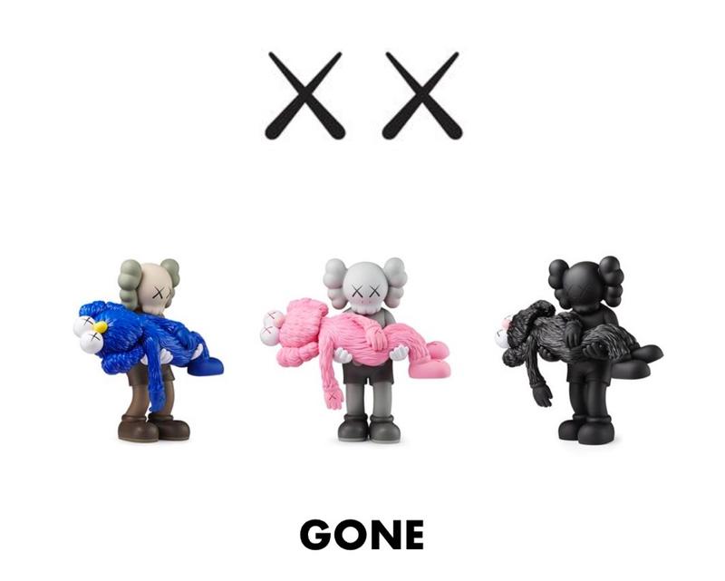 KAWS Gone(カウズゴーン)