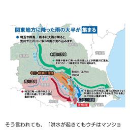 画像 【台風】江戸川区ゼロメートル地帯。今からでも出来ることを。落ち着いて行動の判断を。 の記事より 2つ目