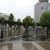 台風19号の影響で街が静かです。の画像