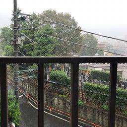 画像 台風19号で、交通機関も運休、店舗も休みの厳戒態勢! の記事より 4つ目