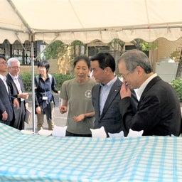 画像 Diary9/25~10/1 村岡県知事が譲渡会に・・・ の記事より 7つ目