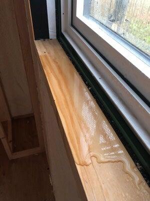 建築中の家が雨漏りですわ~(´;ω;`)ウゥゥ | 北陸で家を建設中。勉強 ...