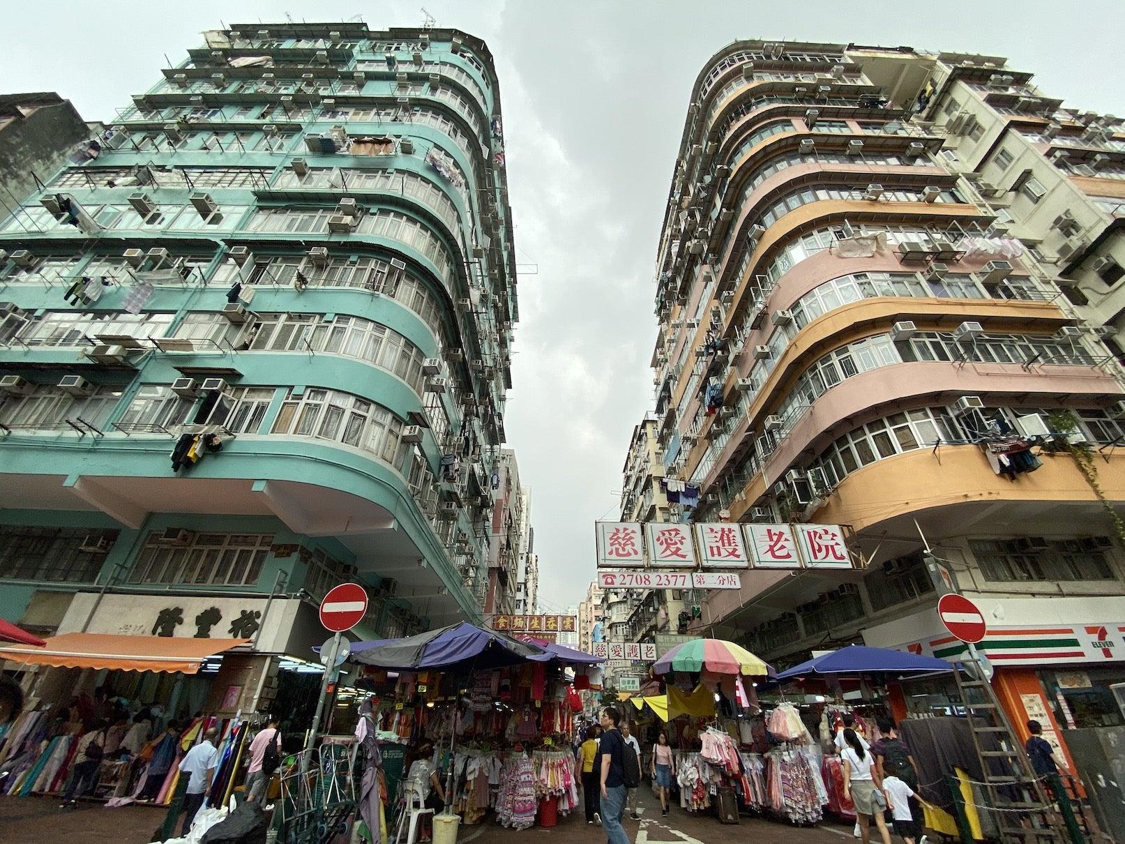 香港デモ情報