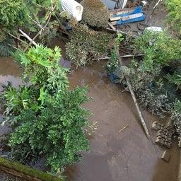 画像 台風19号、安藤家周辺、床上浸水。 の記事より 1つ目