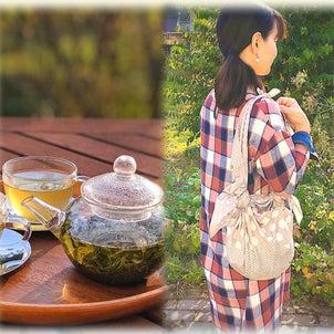 えっ⁉︎そうだったの⁉︎ふろしきの使い方とお茶の淹れ方の画像