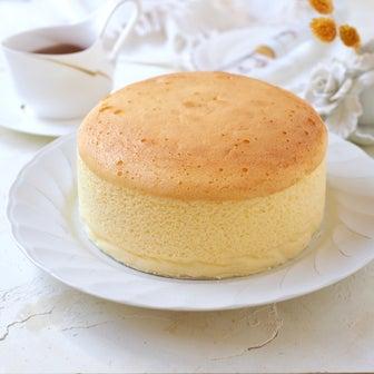 失敗なし‼️ 簡単スフレチーズケーキ