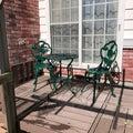 ガーデンテーブルセット、リメイク