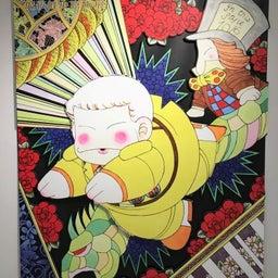 画像 「『パタリロ!』100巻達成記念 魔夜峰央原画展」に行ってきました の記事より 1つ目