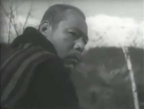 佐々木啓祐 高原の月 坂本武