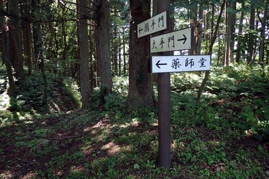 鮭延城【12】