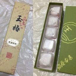 画像 博多阪急で買ったお菓子たち の記事より 1つ目